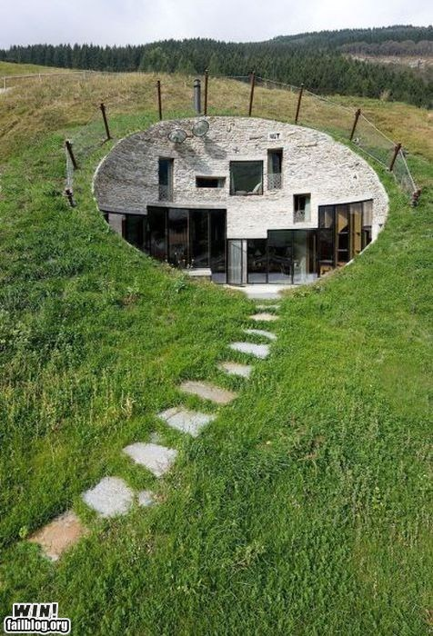 House in the hill theryanstevens - House on the hill 2012 ...